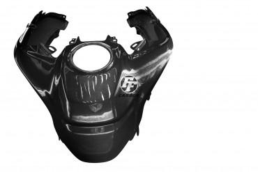Carbon Tankverkleidung Oberseite für Ducati Multistrada 1200 2015-2017 / 1200S Touring / 1260 2018-