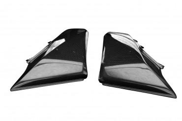 Carbon Tankverkleidung Seitenteile für KTM 690 SMC/R, Enduro, Rally