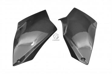 Carbon Tankverkleidung Seitenteile für KTM 990 Super Duke 2004-2006