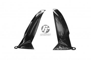 Carbon Tankverkleidung Seitenteile für Suzuki GSX-R 1000 2009-2010