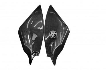Carbon Tankverkleidung Seitenteile für Yamaha YZF-R6 2017-