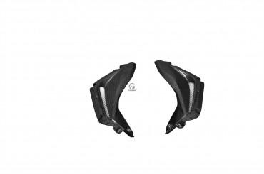 Carbon Heck Seitenverkleidung Unten für MV Agusta F3