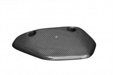 Carbon Schwingenverkleidung Unten für Ducati Multistrada 1000 DS / 1100 Einarmschwinge