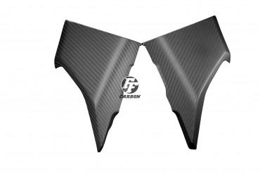 Carbon Untere Seitenverkleidung Cover für KTM 1290 Super Duke R 2017-