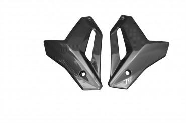 Carbon untere Seitenverkleidung für BMW S1000R 2014