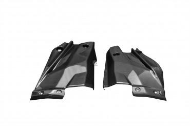 Carbon Untere Seitenverkleidung für Ducati Streetfighter 2009-2015