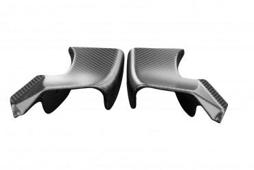 Carbon Untere Winglets für Ducati Streetfighter V4 2020-