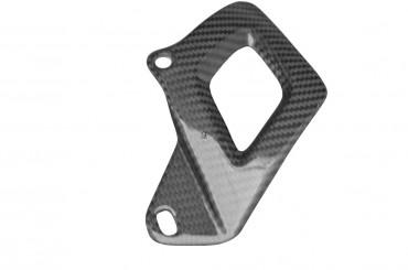 Carbon Kettenschutz Unten für Aprilia RSV4 / Tuono V4R 100% Carbon Leinwand Glossy 100% Carbon | Leinwand | Glossy