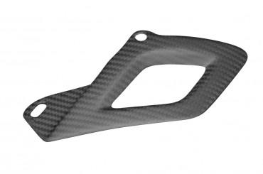 Carbon Kettenschutz Unten für Aprilia RSV4 / Tuono V4R 100% Carbon Köper Matt 100% Carbon | Köper | Matt