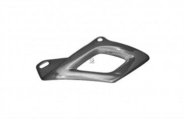 Carbon Kettenschutz Unten für Aprilia RSV4 / Tuono V4R Carbon+Fiberglas Leinwand Glossy Carbon+Fiberglas | Leinwand | Glossy