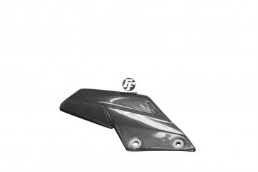 Carbon Kettenschutz Unten für Triumph Tiger 800 XC XCX XR XRX