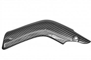 Carbon Hitzeschutz Unten für Honda CBR 600RR 2007-2012
