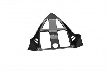 Carbon Dreiecksrahmen Ölkühlerabdeckung für Aprilia RSV 1000R 2004-2009 Carbon+Fiberglas Leinwand Glossy Carbon+Fiberglas | Leinwand | Glossy