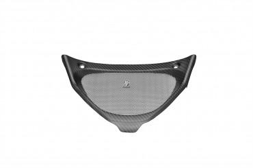 Carbon Dreiecksrahmen Ölkühlerabdeckung für Aprilia RSV4 100% Carbon Köper Matt 100% Carbon | Köper | Matt