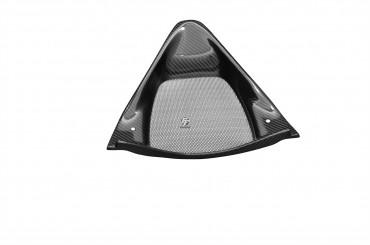 Carbon Dreiecksrahmen Ölkühlerabdeckung für MV Agusta F4 750 / 1000 / 1078 1999-2009