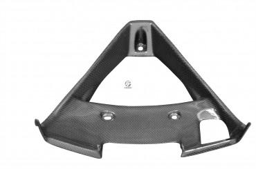 Carbon Dreiecksrahmen Ölkühlerabdeckung für Ducati 848