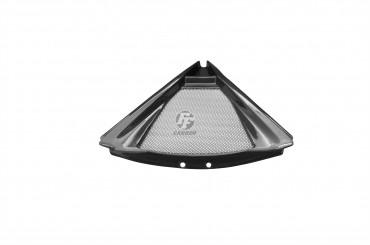 Carbon Dreiecksrahmen Ölkühlerabdeckung für MV Agusta F3