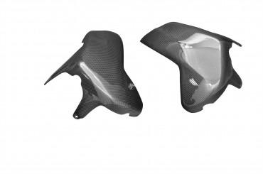 Carbon Ventildeckel Abdeckungen für BMW R 1200GS 2004-2013, Adventure, 1200 RT, R1200R, R1200S