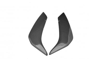 Carbon Seitenverkleidung unter Tank für Yamaha FZ8