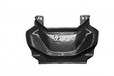 Carbon Steg zwischen Sitz und Soziussitz für Yamaha MT-07 100% Carbon Köper Glossy 100% Carbon | Köper | Glossy