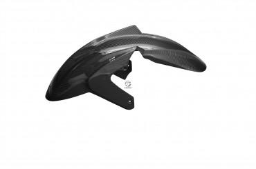 Carbon vorderes Schutzblech für BMW K1200S / K1200R / K1300S 100% Carbon Köper Glossy 100% Carbon | Köper | Glossy