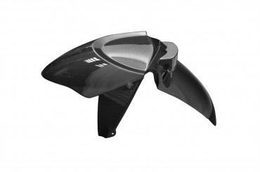 Carbon vorderes Schutzblech für BMW R1200S Carbon+Fiberglas Leinwand Glossy Carbon+Fiberglas | Leinwand | Glossy