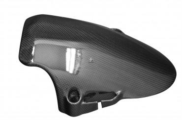 Carbon vorderes Schutzblech für Ducati Hypermotard 796 / 1100 100% Carbon Leinwand Glossy 100% Carbon | Leinwand | Glossy
