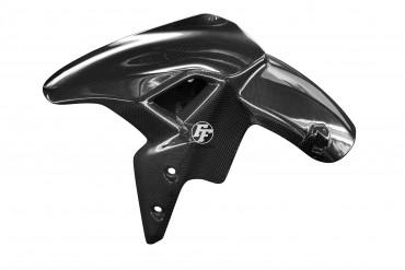 Carbon vorderes Schutzblech für Kawasaki Z900 2017- Carbon+Fiberglas Leinwand Glossy Carbon+Fiberglas | Leinwand | Glossy