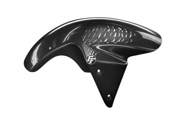 Carbon vorderes Schutzblech für Kawasaki ZX6R / ZX6RR Ninja 03 - 04