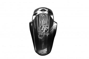 Carbon vorderes Schutzblech für Yamaha MT-07 2018- 100% Carbon Köper Glossy 100% Carbon | Köper | Glossy