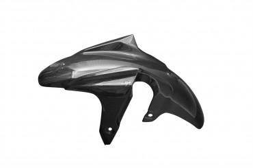 Carbon vorderes Schutzblech für Yamaha MT-07 Carbon+Fiberglas Leinwand Glossy Carbon+Fiberglas | Leinwand | Glossy