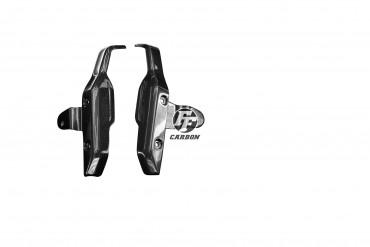 Carbon vorderes Schutzblech Seitenteile für Ducati Scrambler 1100 / 1100 Special / 1100 Sport 2018-