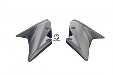 Carbon vorderes Schutzblech Seitenteile für Kawasaki Z 1000 2007-2009