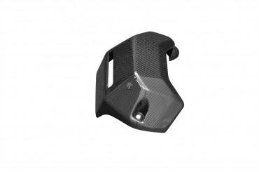 Carbon Wasserkühler Abdeckung für Yamaha MT-07 Carbon+Fiberglas Leinwand Glossy Carbon+Fiberglas | Leinwand | Glossy