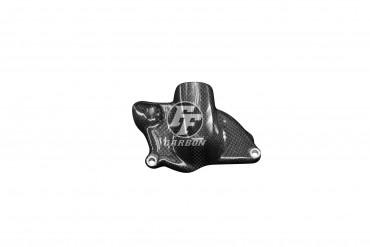 Carbon Wasserpumpen Verkleidung für Ducati Hyperstrada / Hypermotard 821