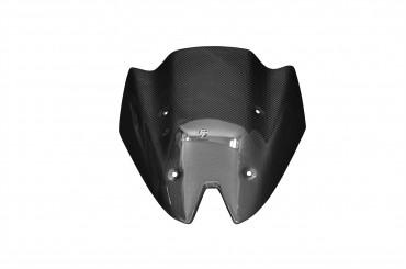 Carbon Windschutz für Kawasaki Z1000 2010-2013