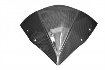 Carbon Windschild für Kawasaki Z750R
