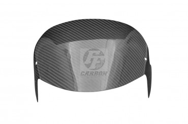 Carbon Windschild für Suzuki GSR 600 2008-