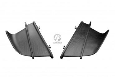 Carbon Winglets für Ducati Panigale 899 / 1199 / 959 / 1299 100% Carbon Leinwand Matt 100% Carbon | Leinwand | Matt