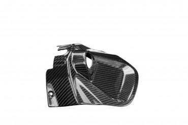 Carbon Zündschlossabdeckung für Aprilia RS660 2020-