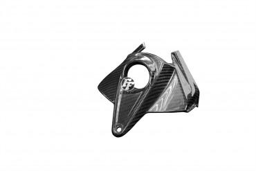 Carbon Zündschlossabdeckung für Aprilia Dorsoduro 1200 Carbon+Fiberglas Köper Glossy Carbon+Fiberglas | Köper | Glossy