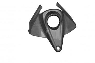Carbon Zündschlossabdeckung für Aprilia Dorsoduro 1200 Carbon+Fiberglas Leinwand Glossy Carbon+Fiberglas | Leinwand | Glossy