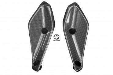 Carbon Aero Kit (zusätzliche Windabweiser) für BMW R 1200 RS 2015-