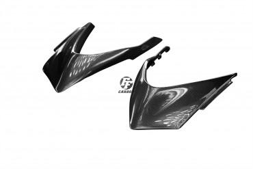 Carbon Aero Kit (zusätzliche Windabweiser) für Ducati Panigale 899 / 1199