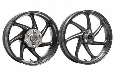 Thyssenkrupp Carbon Felgen Komplettsatz für Ducati Panigale 959 / Panigale 1299