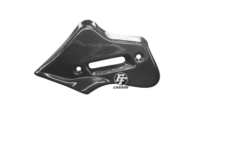 Buy Carbon parts for your Bike | Carbon Engine Cover (Left